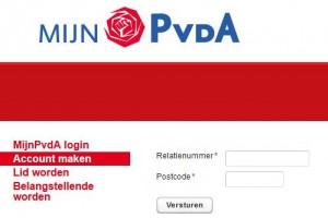 MijnPvdA-account-maken
