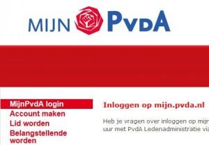 MijnPvdA-home