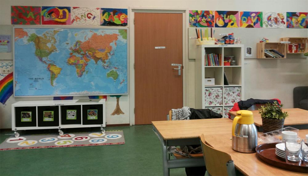 internationale taalklas 1